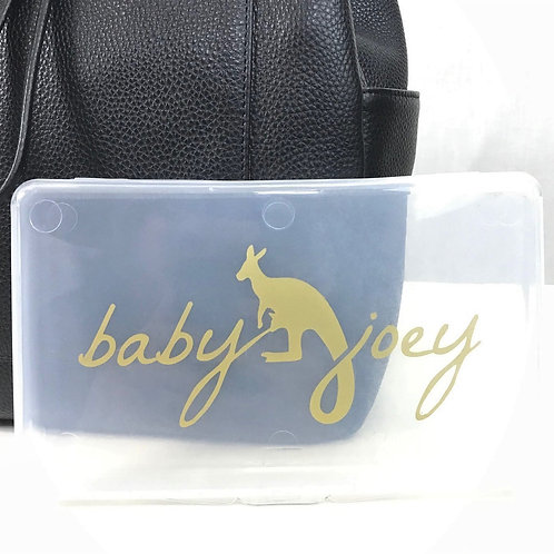 Baby Joey Signature Wipes Case