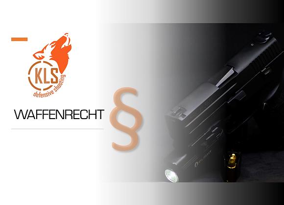 Modul I - Waffenrecht
