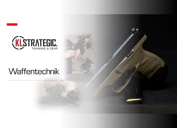 Modul III - Waffentechnik