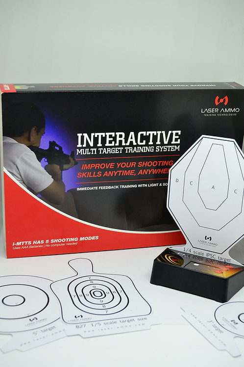 Laser Ammo Interacive Multi Target Training System