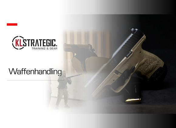 Modul IV - Waffenhandling