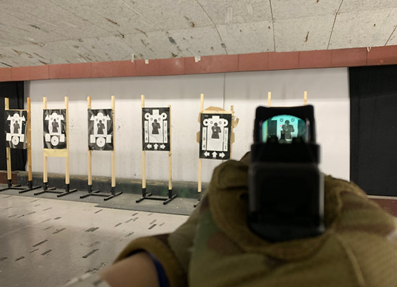 Basiskurs Verteidigungsschießen mit Kurzwaffe