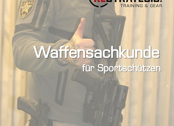 Waffensachkunde für Sportschützen