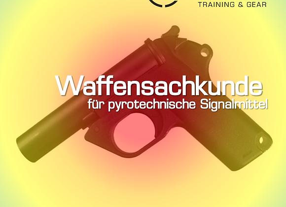 Waffensachkunde pyrotechnische Signalmittel