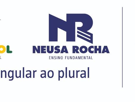 Doação Instituto Rouxinol/Colégio Neusa Rocha