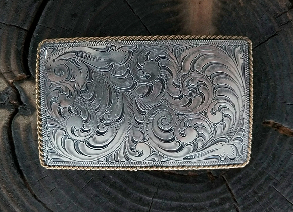 Engraved Buckle