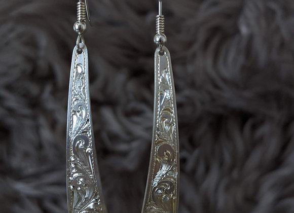 Long and Slim Earrings