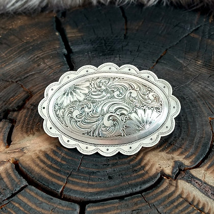 South Western Domed Buckle