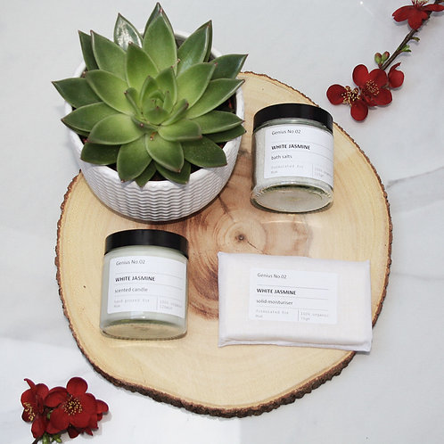New Mum Organic Wellbeing Spa Collection