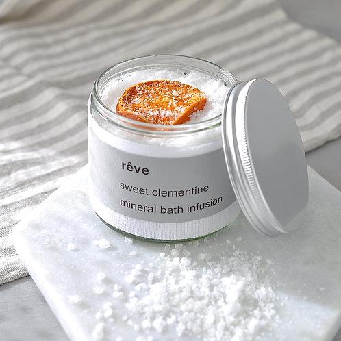 Personalised Rêve Mineral Bath Salt Infusion