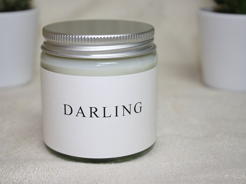 Darling Secret Message Scented Candle