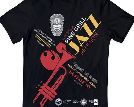 2021 Pine Grill Jazz Reunion T-Shirt