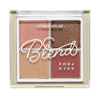 Etude House - Blend 4 eyes eyeshadows / Fards à paupières Blend 4 eyes