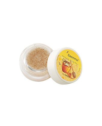 The Saem - Honey lip scrub / Exfoliant pour lèvres au miel