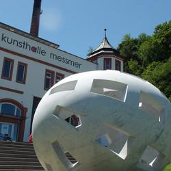 Globo Uovo Kunsthalle Messmer