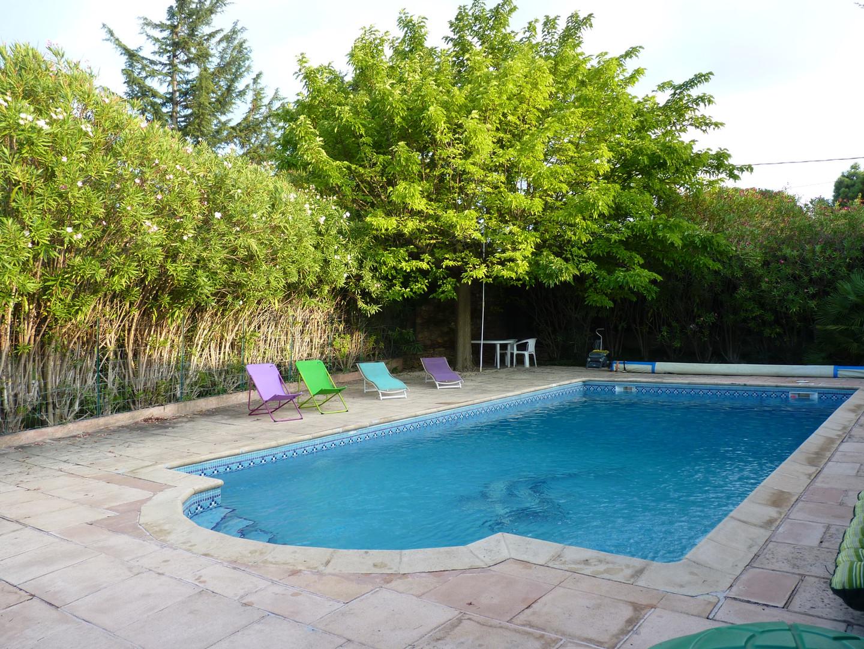 piscine 5*10m au sel