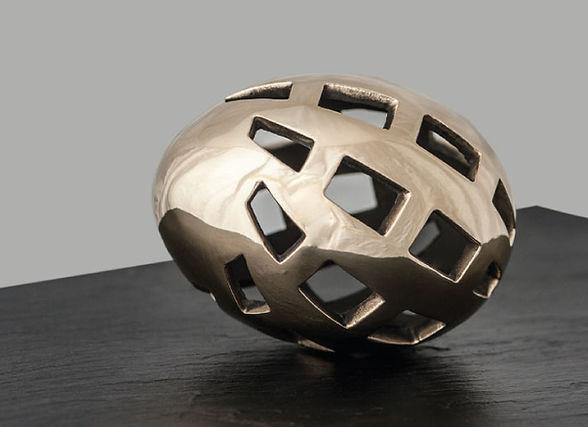 Globo Uovo Bronze