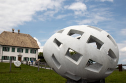 GLOBO UOVO Insel Ufnau