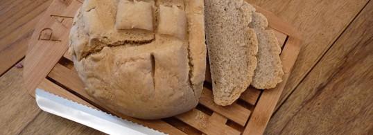 pain maison cuit four à bois