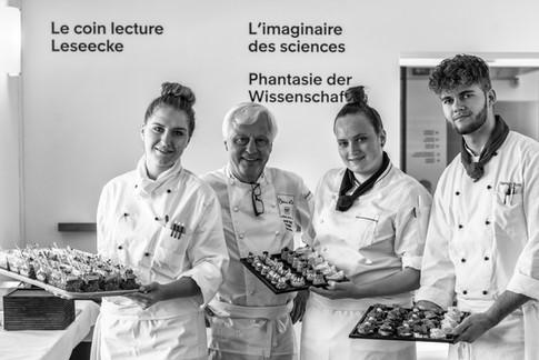Armin Fuchs und Küche