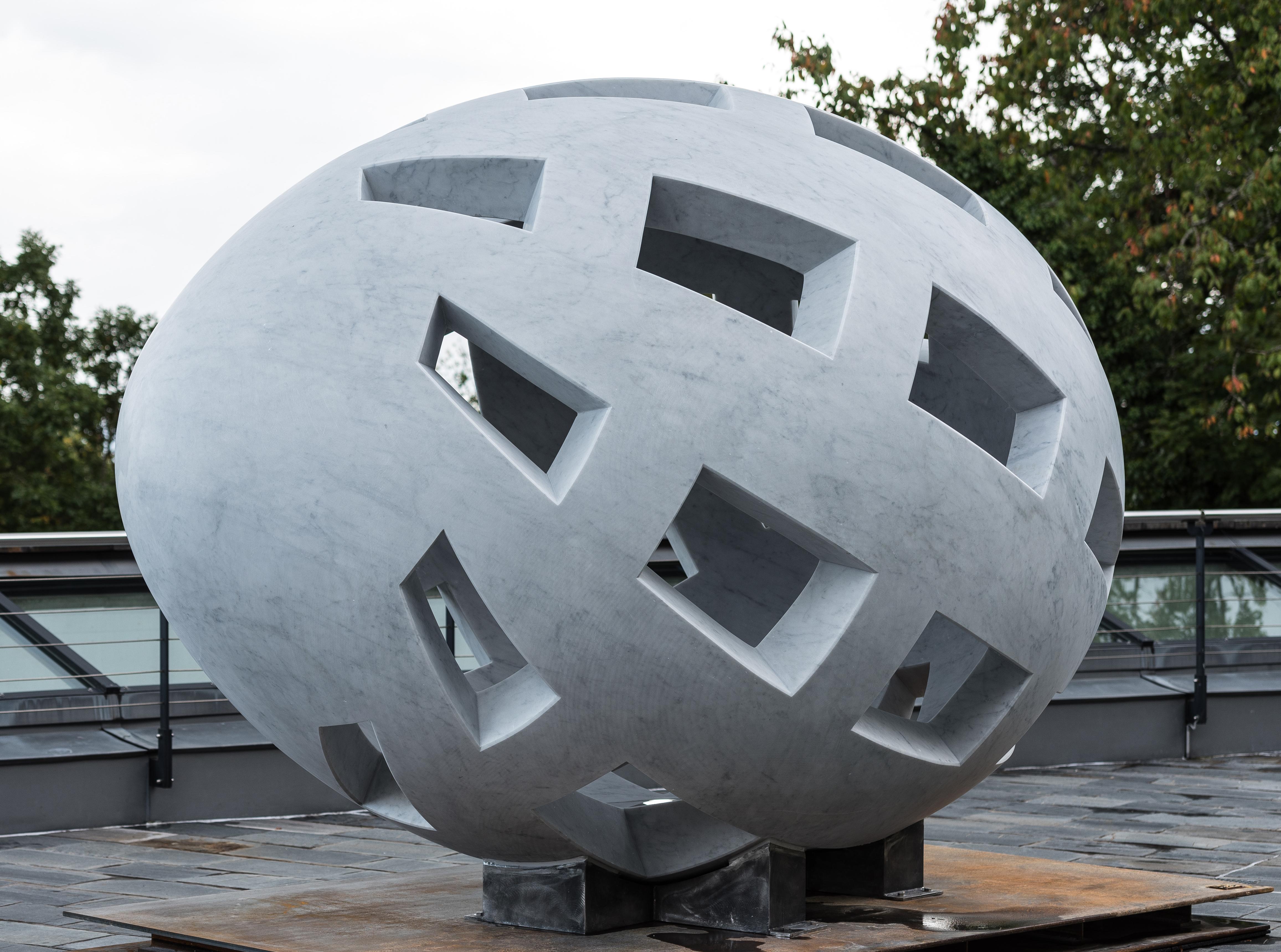 globo uovo Centre Dürrenmatt Neuchât