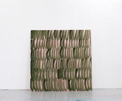 Fringe (V) 2018 150x150cm