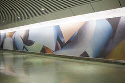 LÄNK 2017 Odenplan Station City Line Stockholm
