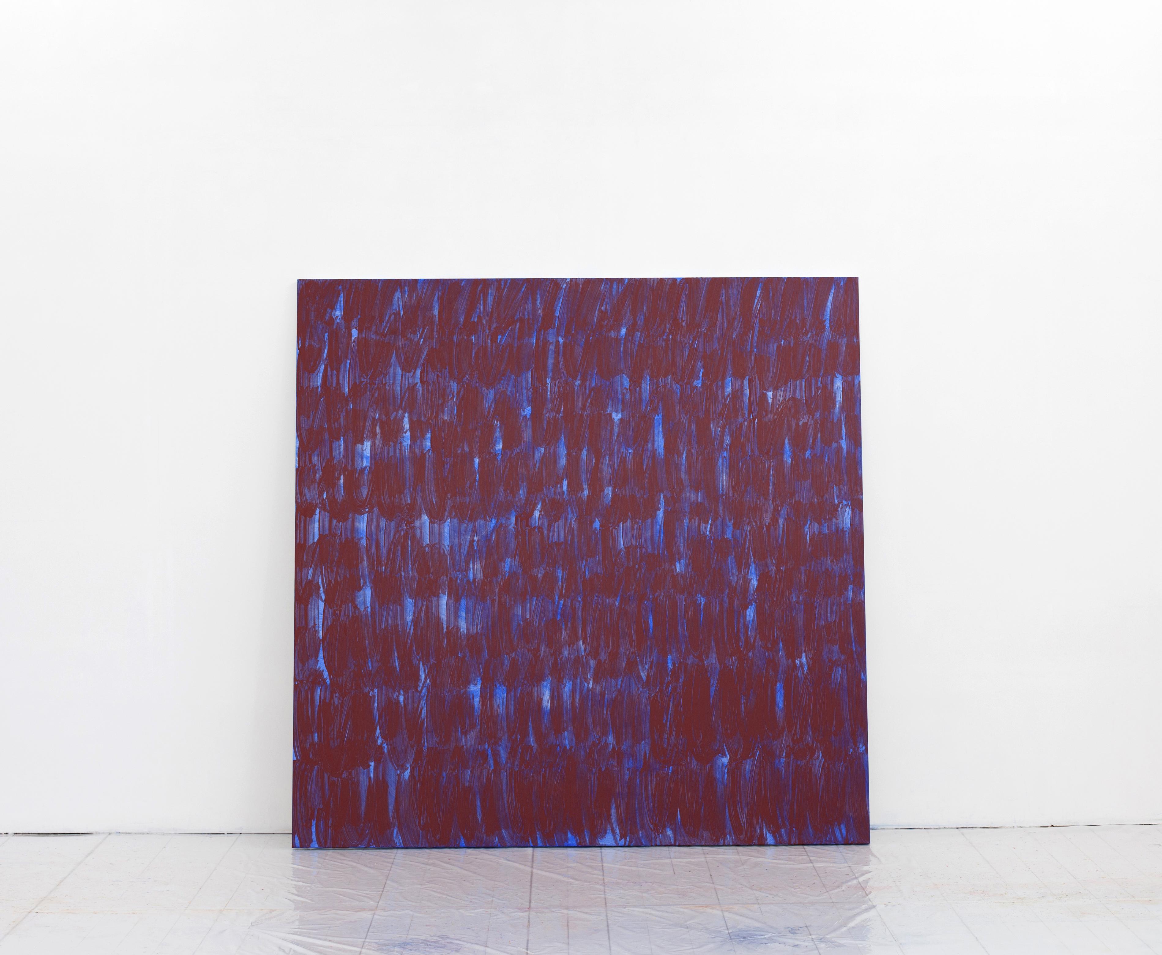 Fringe (XI)  2018 150x150cm