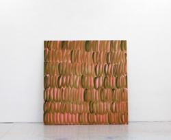 Fringe (VIII) 2018 150x150cm