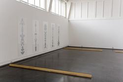 Fearful Symmetry 2008 Installation Kunstnernes Hus