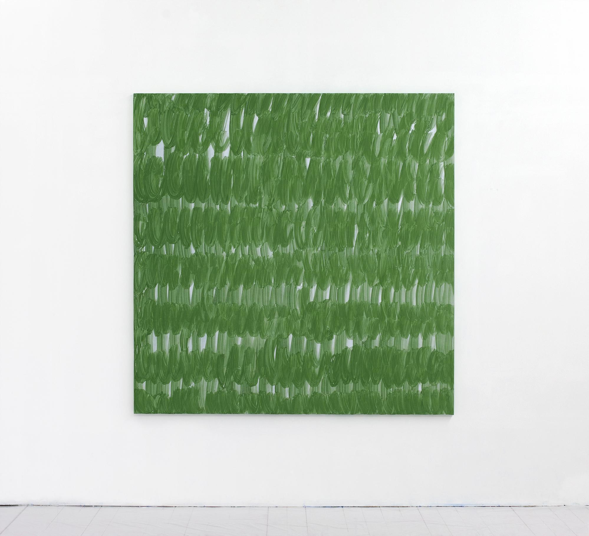 Fringe (II) 2017 150x150cm