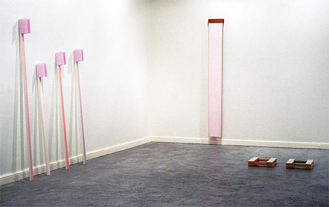 Hanging Pink 1997
