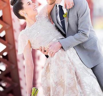 Gorgeous Wedding at Castaway, Katherine & David Review