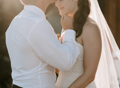 Fabulous Wedding at Youngberg Hill Vineyard, Fabiana & Calen Review