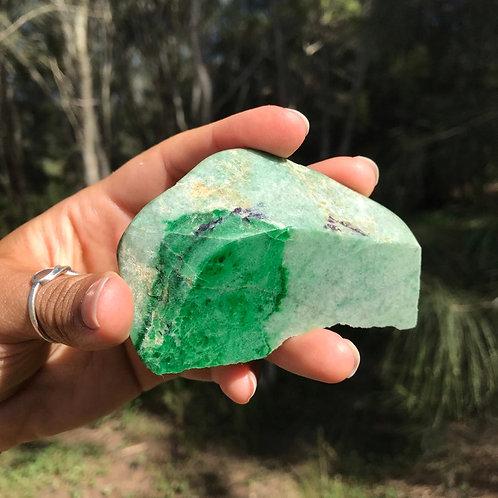 Slab - Russian Jadeite