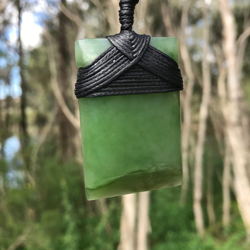 Toki (New Zealand jade)