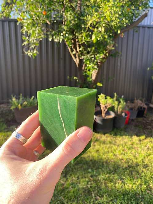 Block - Canadian Nephrite Jade