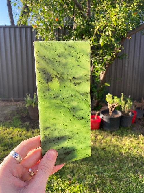 Slab - Russian Nephrite Jade