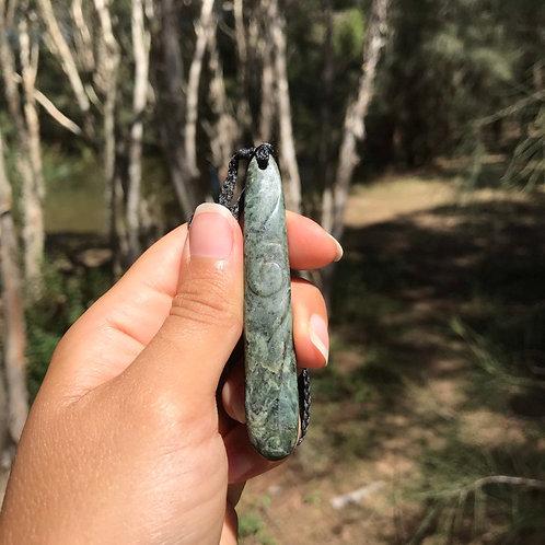 Teardrop (NZ Jade)