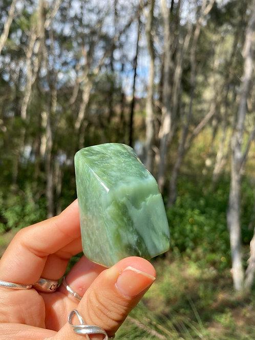 Chunk Siberian Catseye Nephrite Jade