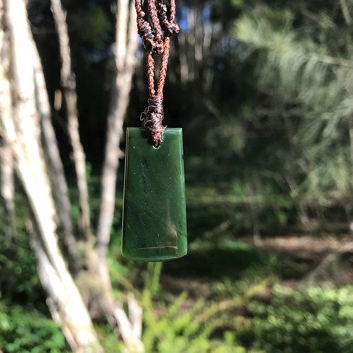 Toki (New Zealand jade)