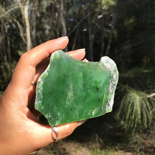 Slab - Afghanistan Jade