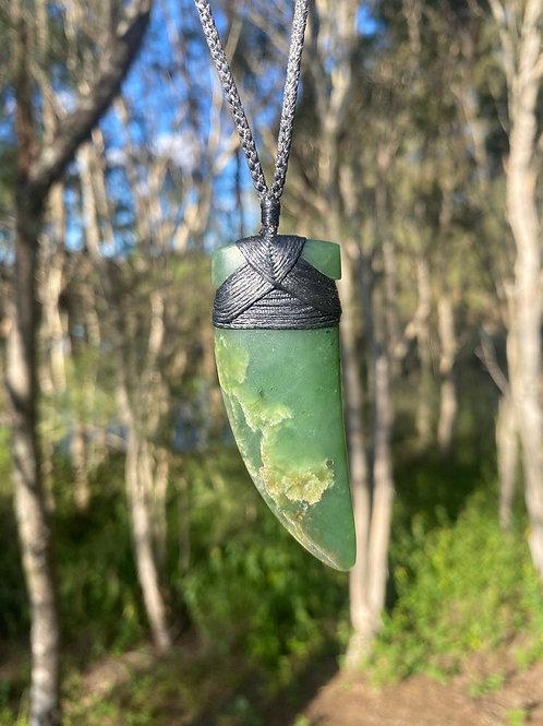 Toki - Canadian nephrite jade