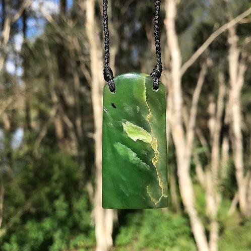 'Ripple' Toki (Russian jade)