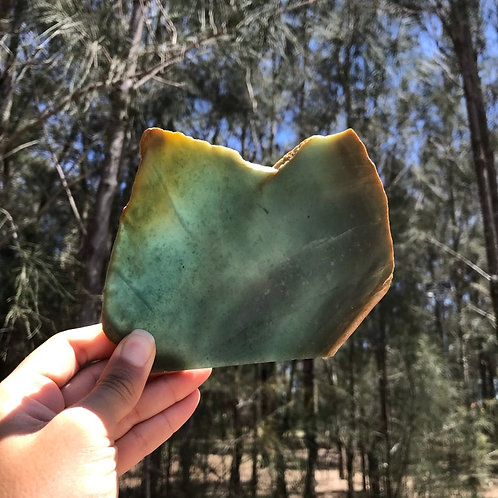 Blue Jadeite - Guatemala