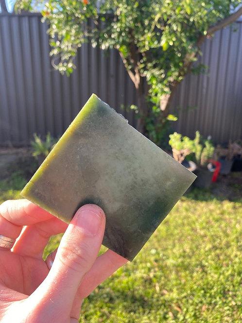 Slab - Australian Nephrite Jade