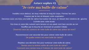 Astuce sophro #3