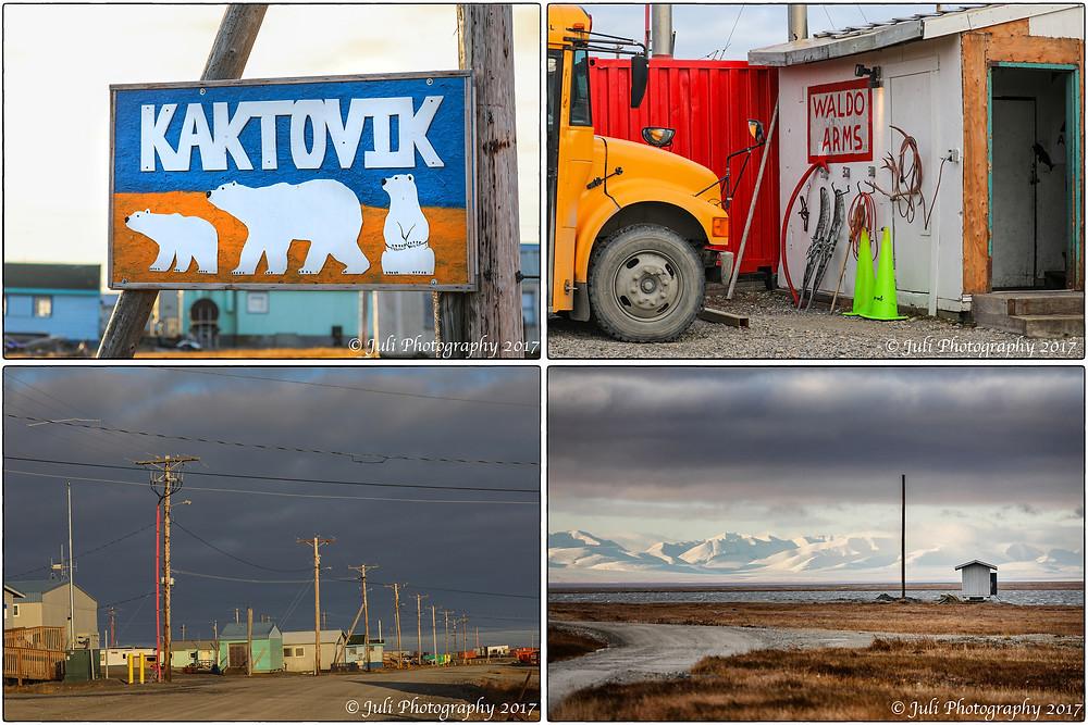 The Town of Kaktovik