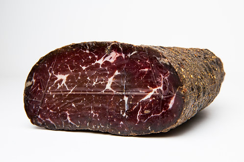 Bresaola with Porcini and Black Pepper, ~1.5 lb.