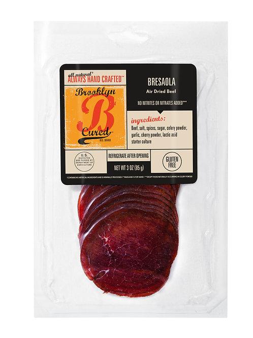Bresaola, presliced, 3 oz. (Pack of 3)
